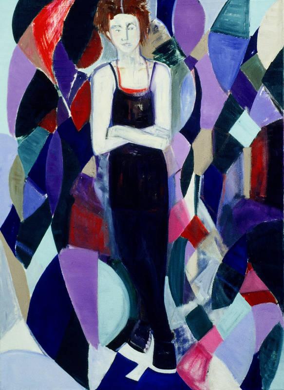 Anka I | Oil on Canvas