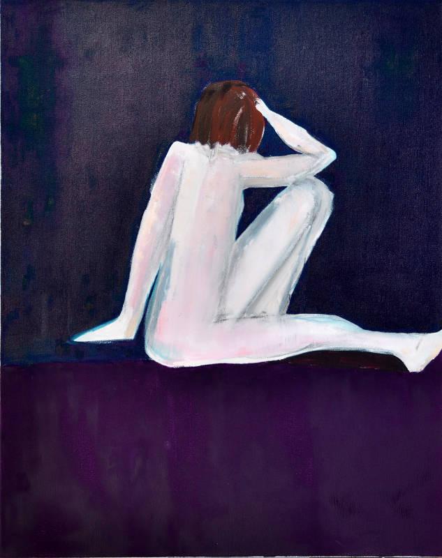 Gay Companion II | Oil on Canvas