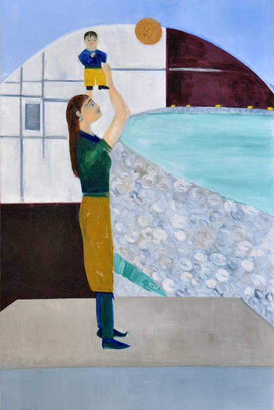 Opening Night | Oil on Canvas