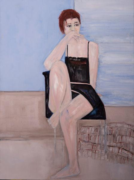 Art Studio I   Oil on Canvas