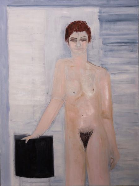 Art Studio III | Oil on Canvas