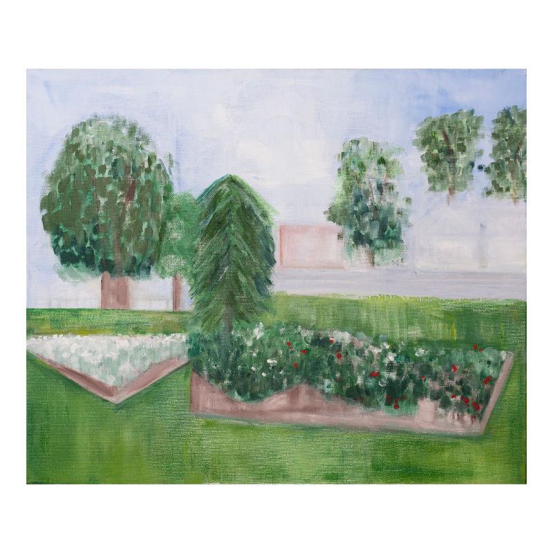 Ordinary Days | Oil on Canvas