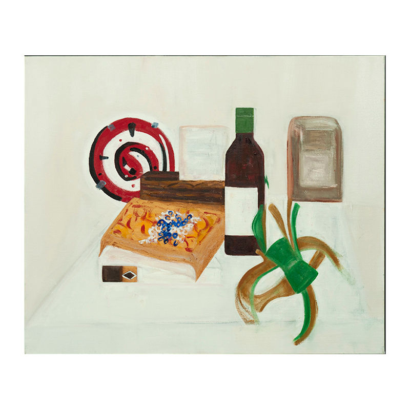 Still Life with Gifts | Oil on Canvas