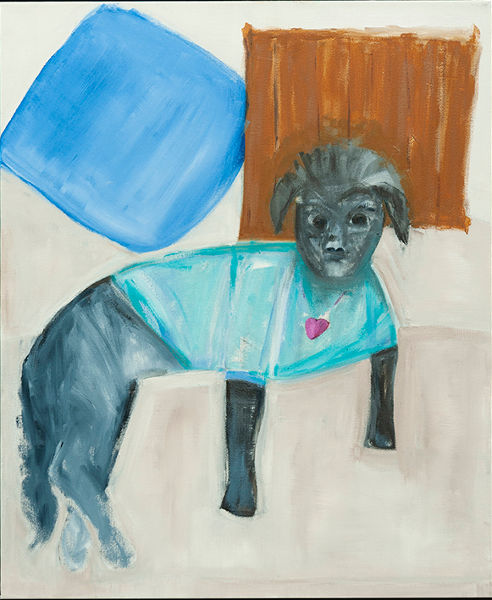 Zoey | Oil on Canvas