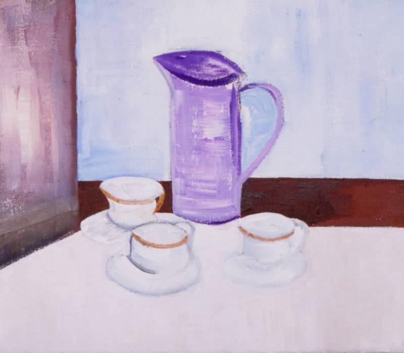 Espresso | Oil on Canvas
